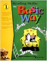 Reading Skills : The Basic Way 1 (Paperback + CD 1장)