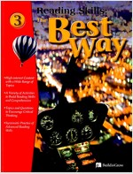 Reading Skills : The Best Way 3 (Paperback + CD 1장)