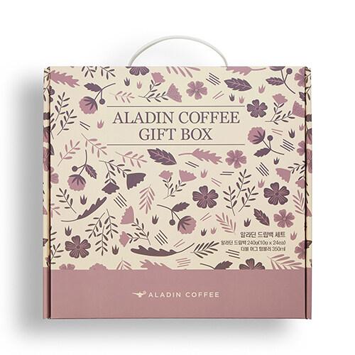 알라딘 커피 선물 세트
