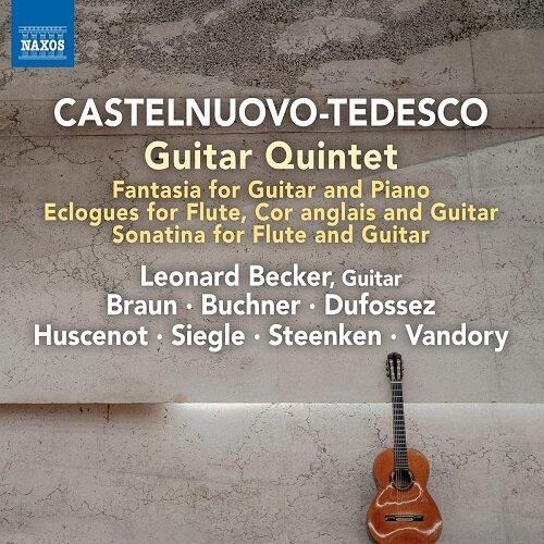 [수입] 카스텔누오보-테데스코 : 기타 음악 작품집