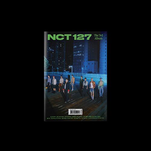 엔시티 127 - 정규 3집 Sticker [Seoul City Ver.]