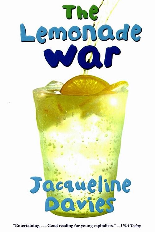 [중고] The Lemonade War (Paperback)