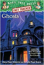 Magic Tree House FACT TRACKER #20 : Ghosts (Paperback)