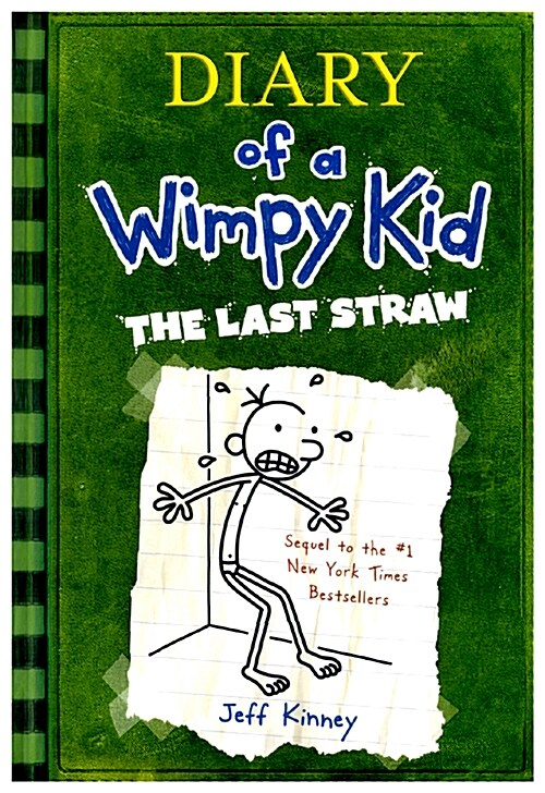 The Last Straw (Diary of a Wimpy Kid #3) (Hardcover)