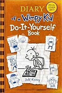 Diary of a Wimpy Kid : Do-It-Yourself Book (Hardcover, Special Cover Art Edition)