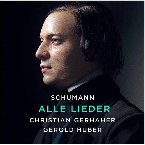 [수입] 크리스티안 게르하허 - 슈만 가곡 전집 [11CD]