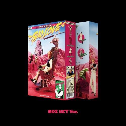 키 - 미니 1집 BAD LOVE [BOX SET Ver.]