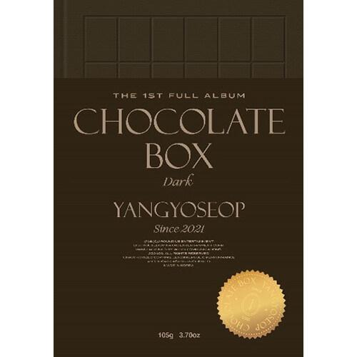양요섭 - 정규 1집 Chocolate Box [Dark Ver.]