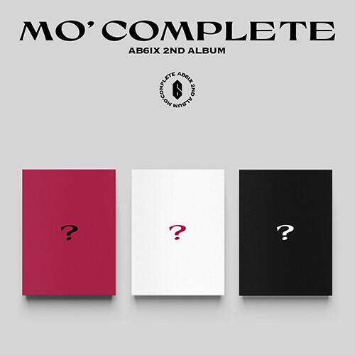 [세트] 에이비식스 - AB6IX 2ND ALBUM [MO' COMPLETE][S+I+X Ver.]