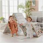 엄마랑 벽그림 세이펜 호환 병풍책 플러스 16페이지