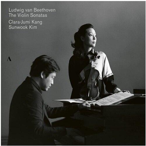 [수입] 베토벤 : 바이올린 소나타 전곡 [4CD]