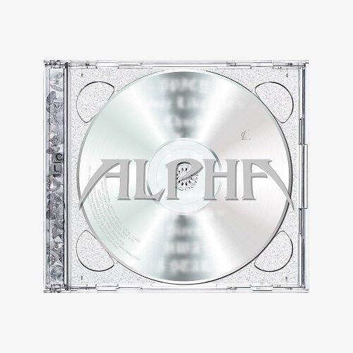 씨엘(CL) - ALPHA [COLOR Ver.]