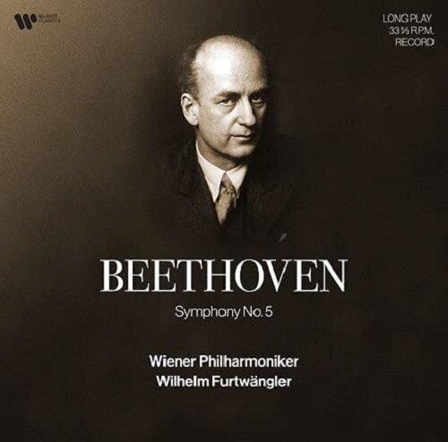 [수입] 베토벤 : 교향곡 5번 (2021 리마스터 1LP)
