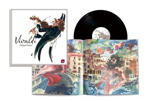 비발디: 사계 - 이 무지치 (Vivaldi: Les Quatre Saisons) [180g LP]