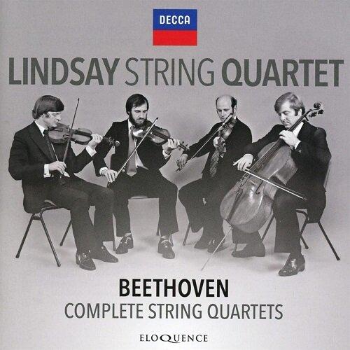 [수입] 베토벤 : 현악 사중주 전곡 [10CD]