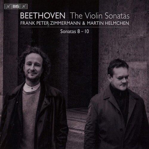 [수입] 베토벤 : 바이올린 소나타 3집 [SACD Hybrid]