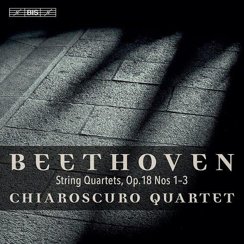 [수입] 베토벤 : 현악 사중주 1집 [SACD Hybrid]