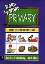 Word by Word Primary Phonics Picture Dict (Paperback)