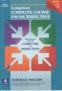 Longman Complete Course for the Toefl Test (Cassette, Unabridged)