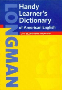 Longman Handy Learners Dictionary of American English New Edition Paper (Paperback)