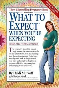 [중고] What to Expect When Youre Expecting (Paperback, 4, New, Revised)