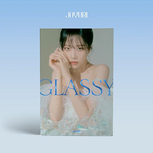 조유리 - 싱글앨범 GLASSY