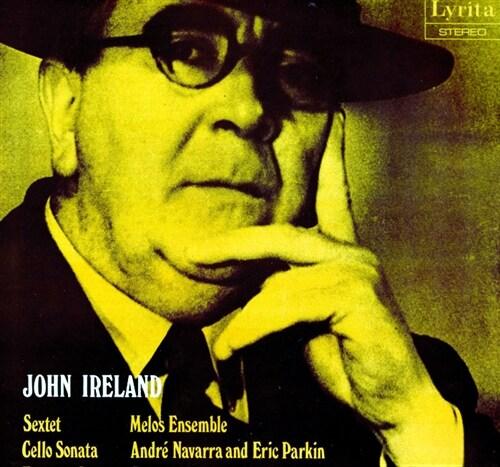 [수입] John Ireland : Cello Sonata, Fantasy Sonata & Sextet [LP]