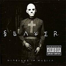 [수입] Slayer - Diabolus In Musica [Reissue]