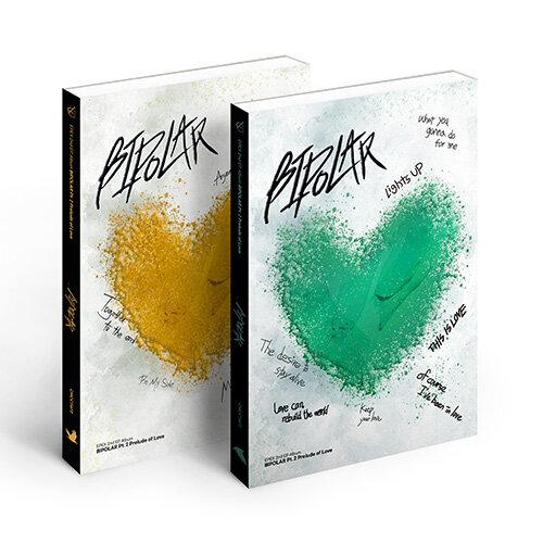 [세트] 이펙스 - EP 2집 Bipolar Pt.2 사랑의 서 [LOVER+COMPANION Ver.]