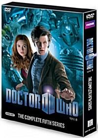 닥터 후 : 시즌 5 (6disc)