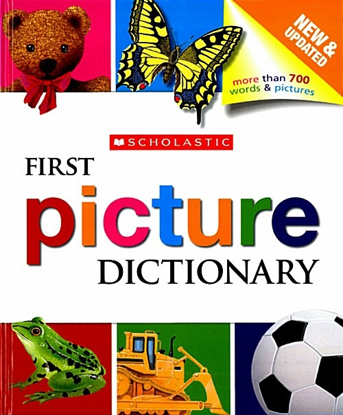 Scholastic First Picture Dictionary (Hardcover, Revised)