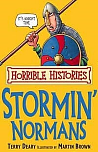 The Stormin Normans (Paperback, Re-issue)