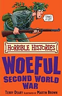 The Woeful Second World War (Paperback)