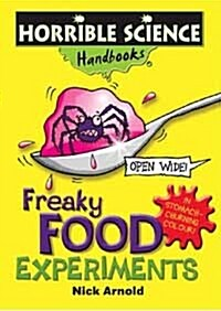 Freaky Food Experiments (Paperback)