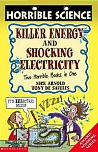 Killer Energy and Shocking Electricity (Paperback)
