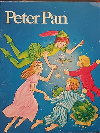 [중고] Peter Pan (Paperback)