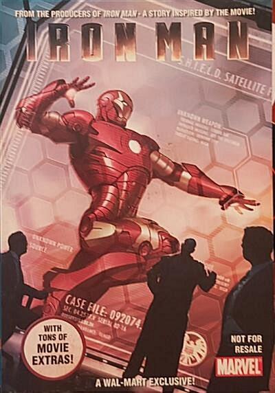 [중고] Iron man (pb)