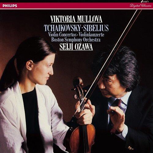 차이콥스키 & 시벨리우스 : 바이올린 협주곡 [2LP Gatefold]