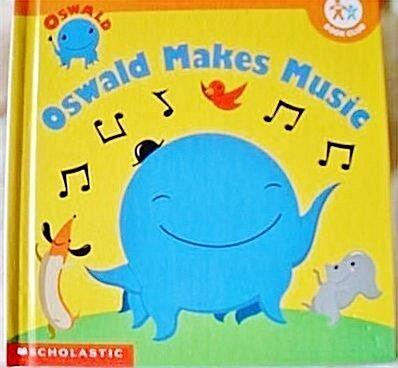 [중고] Oswald: Bicycle for Sale (Nick Jr. Book Club) (hc)