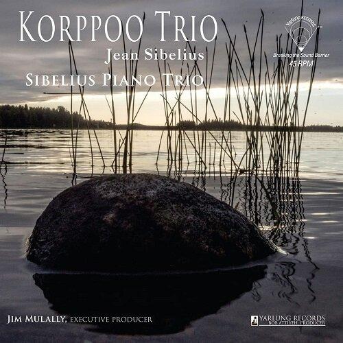[수입] Korppoo Trio (시벨리우스) [45rpm 180g LP]