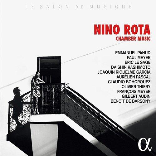 [수입] 니노 로타 : 실내악 작품집