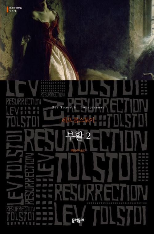 부활 2 - 세계문학전집 107