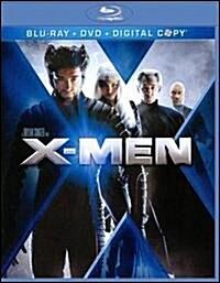 [수입] X-Men (엑스맨 ) (한글무자막)(Blu-ray/DVD Combo + Digital Copy) (2000)