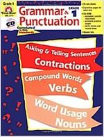 Grammar & Punctuation Grade 1 : Student Edition (Paperback)