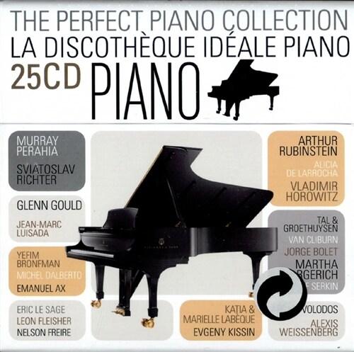 [수입] 퍼펙트 피아노 컬렉션 [25CD]
