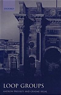 Loop Groups (Hardcover)