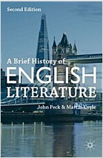 A Brief History of English Literature (Paperback, 2nd ed. 2013)