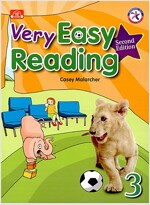 Very Easy Reading 3 (Paperback + Audio CD 1장, 2nd Edition)