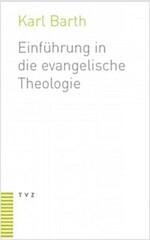 Einfuhrung in Die Evangelische Theologie (Paperback)