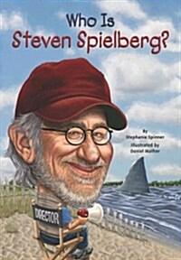 Who Is Steven Spielberg? (Paperback)